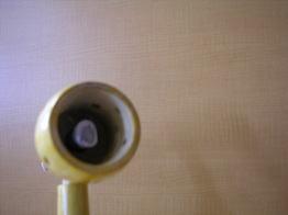 温灸器の裏側の写真